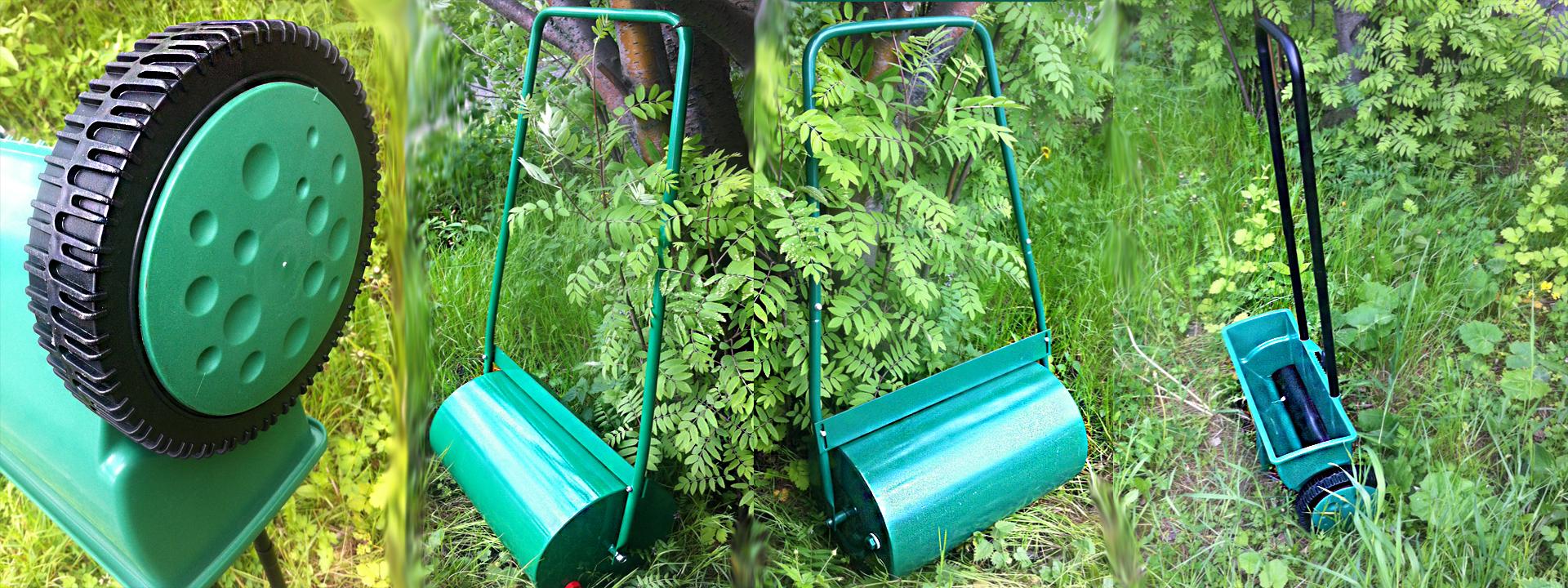Каток для газона своими руками. Как сделать каток для газона своими 84